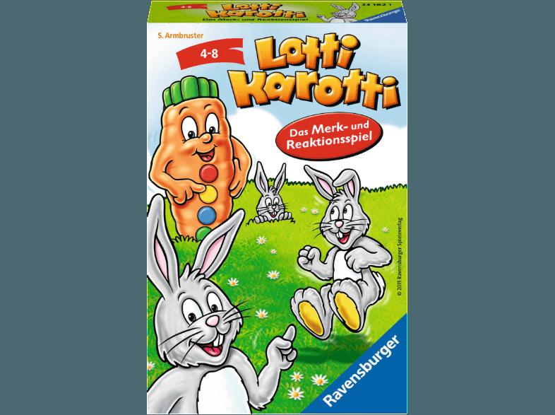 Lotti Karotti Reisespiel