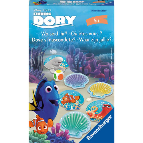 Ravensburger - Finding Dory - Wo seid ihr?