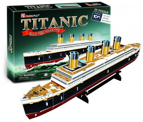 CubicFun 3D-Puzzle - Royal Mail Ship - Titanic