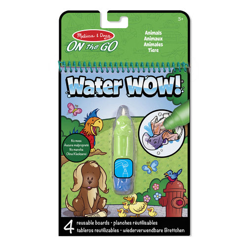 Melissa&Doug - Water Wow! Tiere