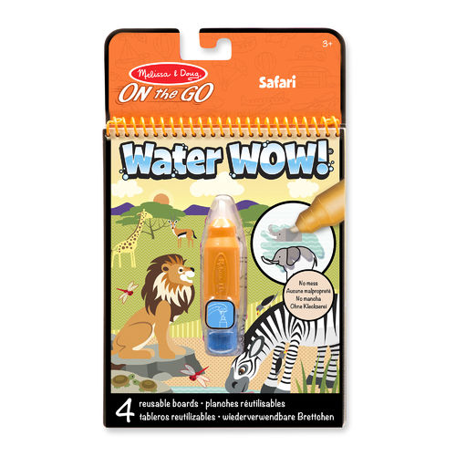 Melissa&Doug - Water Wow! Safari