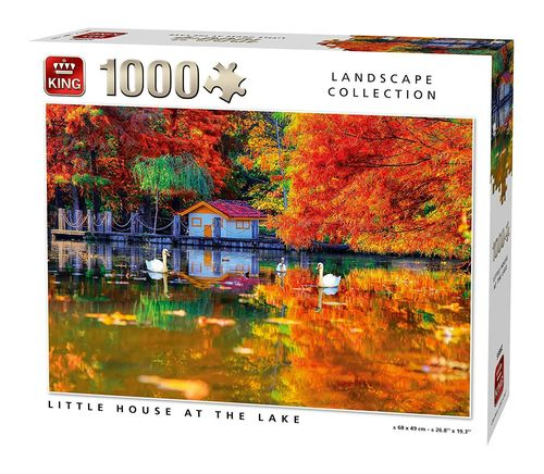 King - Little House at the Lake - 1000 Teile