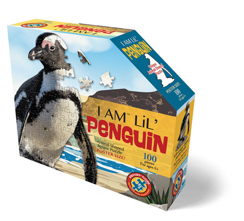 Madd Capp - Pinguin - Formpuzzle - 100 Teile
