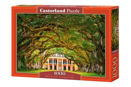 Castorland - Oak Alley Plantation - 1000 Teile