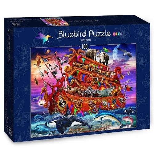 Bluebird Kids - The Ark - 100 Teile Puzzle