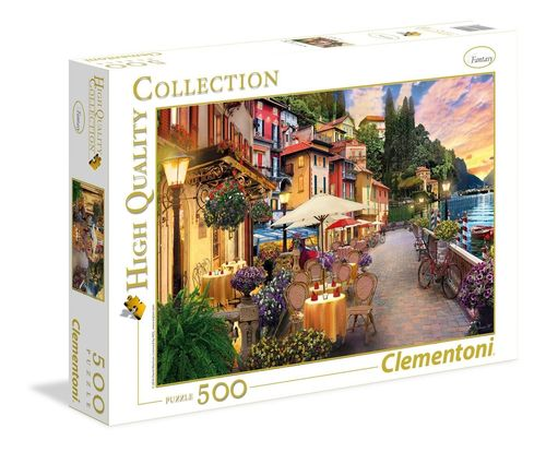 Clementoni - Monte Rosa Dreaming - 500 Teile