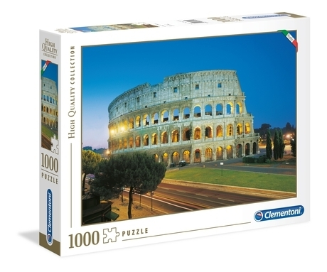 Clementoni - Roma - Colosseo - 1000 Teile