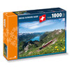 carta.media - Brienz Rothorn Bahn - 1000 Teile