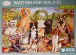 Otter House - Waiting for Walkies - 500 Teile